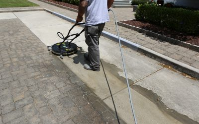 Commercial Pressure Washing in Southeastern NC!