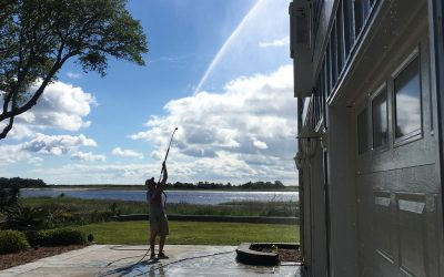 Power Washing Wilmington, NC