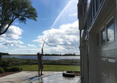 Pressure washing wrightsville beach nc