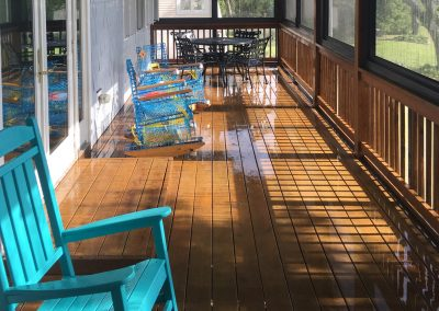 Deck power washing wilmington nc