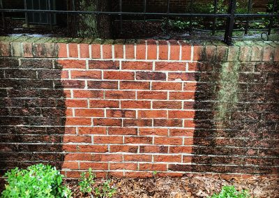 Pressure Washing - Brick